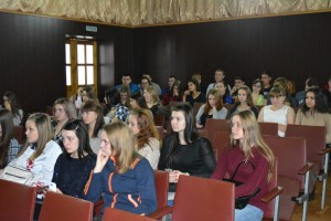Информационный семинар для выпускников