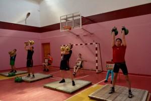 Традиции гиревого спорта
