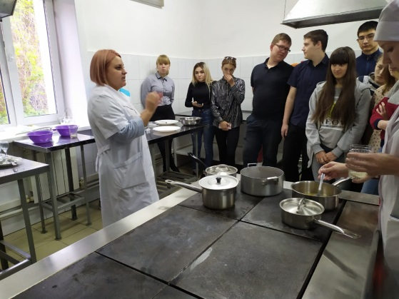Молекулярная кухня – это физика, химия или кулинария?