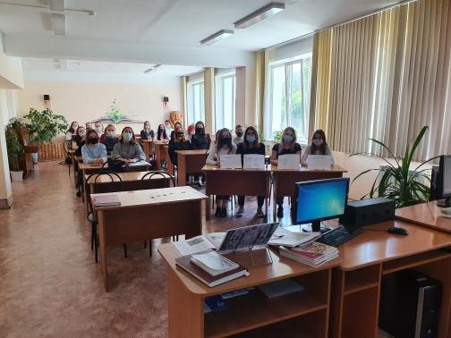 Предметная неделя специальности «Документационное обеспечение управления и архивоведения»