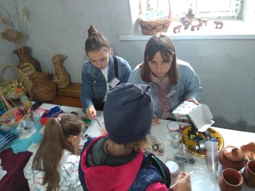Участие АКПТиБ в Большом детском празднике